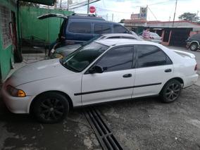 Honda Civic Vendo Lindo Carrito