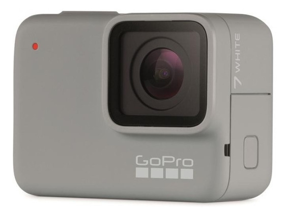 Câmera Gopro Hero 7 White À Prova Dágua 10mp Full Hd Wifi