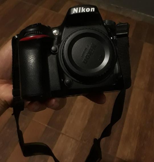 Body Nikon D7200 (en Caja Y Accesorios)