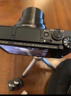 Cámara Sony Dsc-hx80