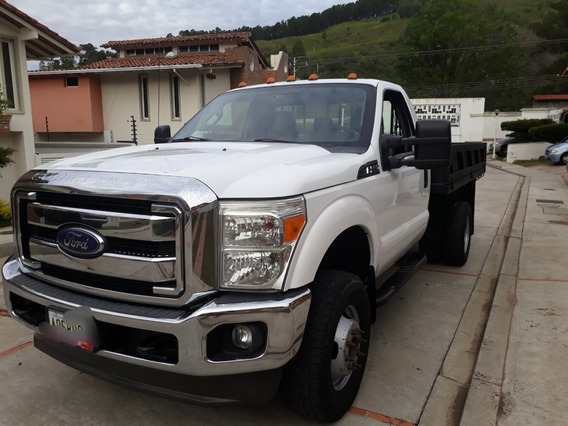 Ford F-350 Super Duty Xl 4x4 Blanco 2012
