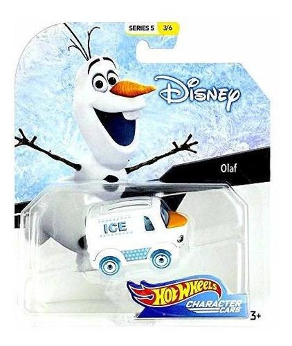 Imagen 1 de 2 de Hot Wheels Disney Coche Olaf
