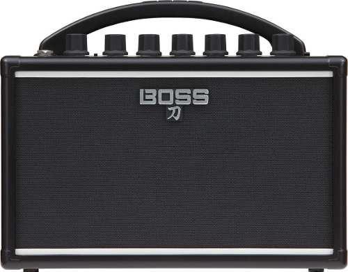 Amplificador Guitarra Boss Katana Mini Cheiro De Música