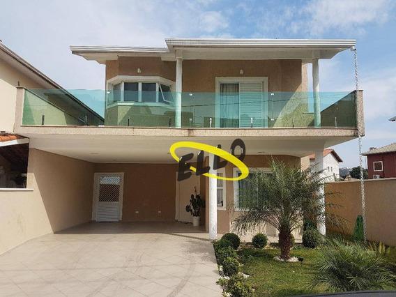 Casa Residencial À Venda, Parque Das Rosas, Cotia - Ca3908. - Ca3908