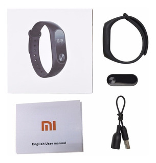 Smartband Mi Band 2 Xiaomi Tela Oled - Disponivel Mi Band 2
