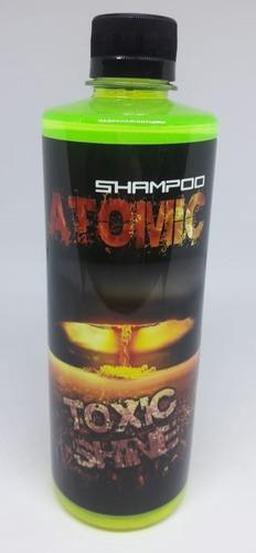 Toxic Shine Shampoo Atomic-  Highgloss Rosario
