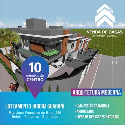 Casa Nova Na Fortaleza Blumenau