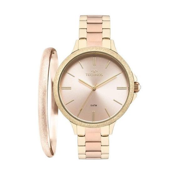 Relógio Technos Feminino 2035mmbk4t
