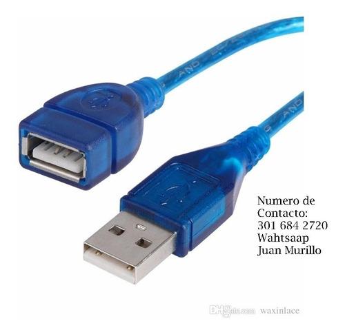 Nuevo Cable Extensor Usb 3m