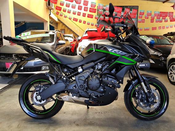 Kawasaki Versys 650 Tourer 2020 - Kawasak Versys 650cc