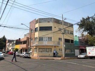 Col. Guadalupe Tepeyac. Oportunidad. Edificio En Esquina.