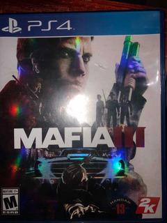Mafia Iii Play Station 4