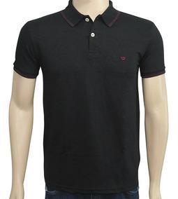 Kit 3 Camisas Pólo Masculina Alto Padrão Blusa Camiseta Pólo