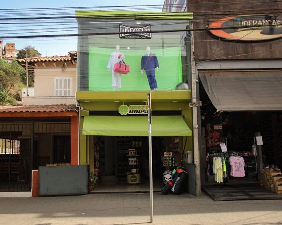 Vendo Ponto Passo Ponto Loja Comercial Em Franco Da Rocha