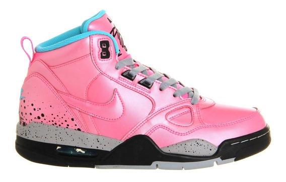 Zapatillas Nike Air Flight 13 Rosa Nuevas Envio Gratis