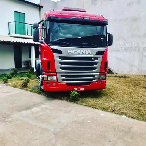 Imagem 1 de 4 de Scania Scania 380 G