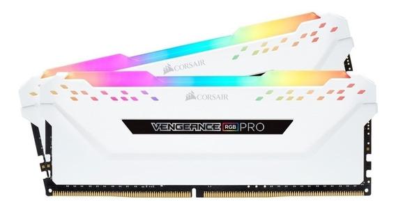 Memoria RAM 16GB 2x8GB Corsair CMW16GX4M2C3200C16W
