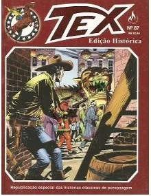 Revista Tex Edição Histórica 87