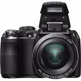 Camera Semi Profissional Fujifilm S4080 *defeito No Flash*