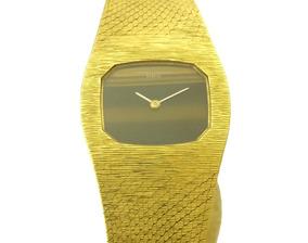 Vacheron & Constantin Geneve Relógio Todo Ouro 18k J17298