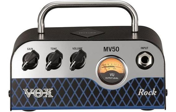 Amplificador Para Guitarra Serie Mv50 Tecnologia Nutube Vox