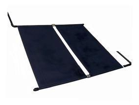 Placa Coletor Aquecedor Solar + C/ Manual / Menor Frete