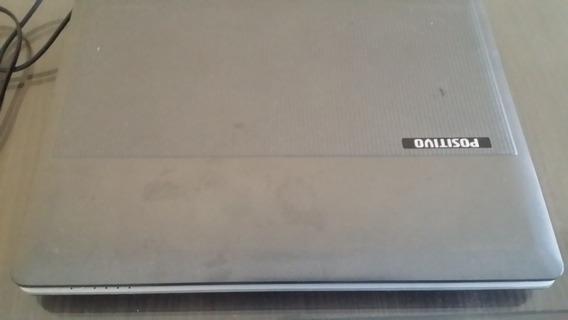 Notebook Positivo Hd160gb Intel Pentium Dual Core 2.3ghz