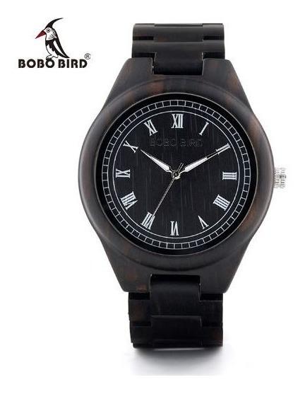 Reloj Bobo Bird Madera Original Mod O18