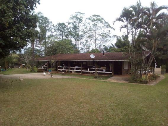 Chácara Residencial À Venda, Turvo, São José Dos Campos. - Ch0047