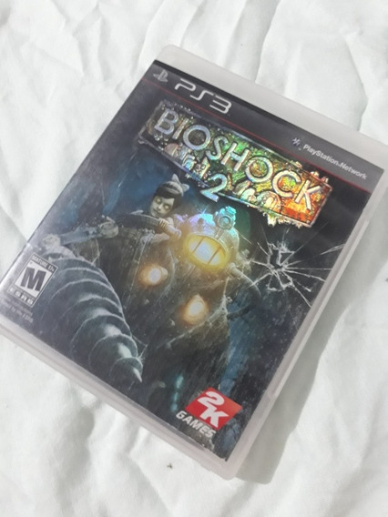 Jogo Bioshock 2 Ps3