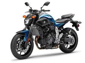 Moto Yamaha Fz 07 2017