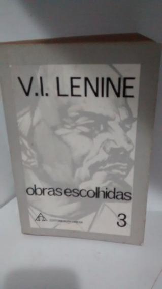 Obras Escolhidas - V. I. Lenine Vol. 3 - V. I. Lenine