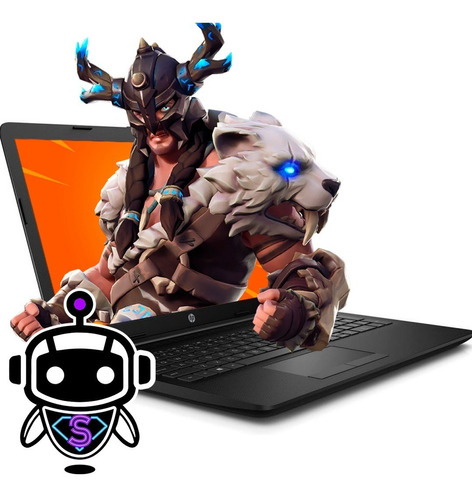 Gamer Hp I5 10 Gen + 8gb Ram + 120ssd + 1tb + T. Video 2 G B