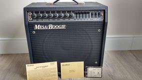 Mesa Boogie Studio 22 Impecável Com Tags. Com Foot Original.