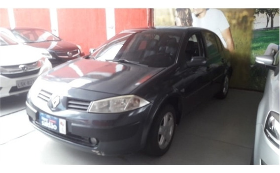 Renault Megane 1.6 Expression 16v Flex 4p Manual