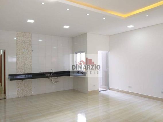 Casa Com 3 Dormitórios À Venda, 140 M² Por R$ 400.000 - Parque Residencial Jaguari - Americana/sp - Ca1129