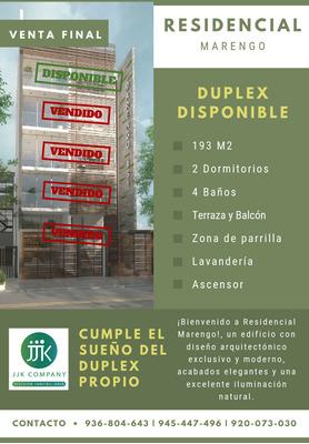 Exclusivo Duplex De $200.000 En San Miguel