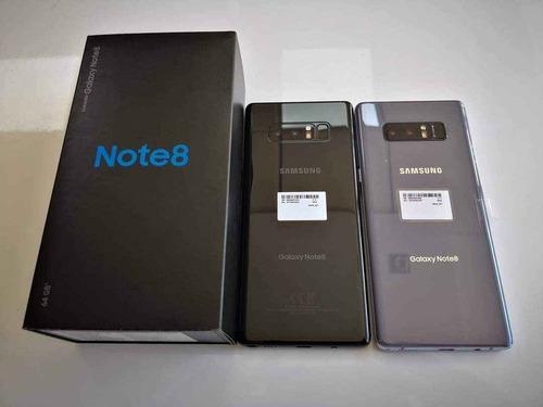 Samsung Note 8 128gb Nuevo Celular Barato 8095466178