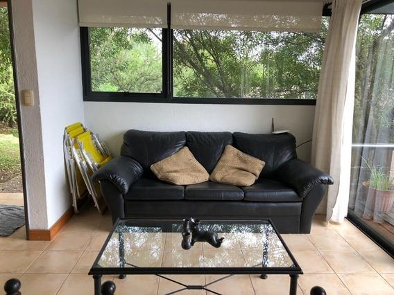 Vendo Casa Amoblada Frente Al Lago - Terrazas Del Lago - 2 Dormitorios -