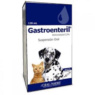 Gastroenteril Antibiotico Para Perro Y Gato - Antofagasta