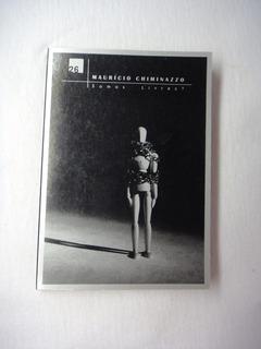 Livro Coleção Cartões Postais Mauricio Chiminazzo Ano 2006