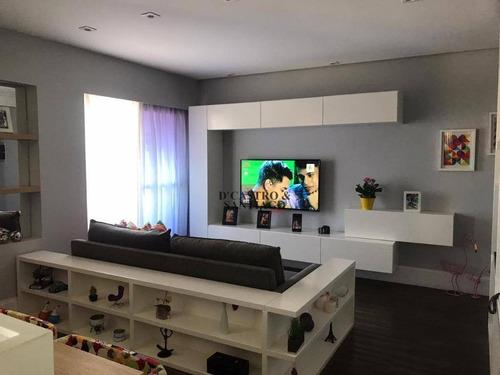 Imagem 1 de 18 de Apartamento Com 1 Dormitório À Venda, 63 M² Por R$ 525.000 - Mooca - São Paulo/sp - Ap0470