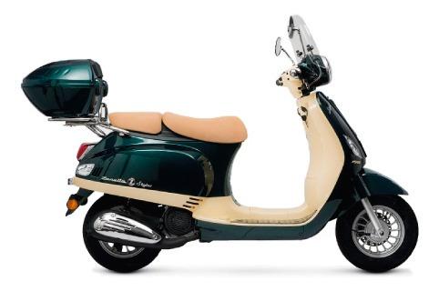 Imagen 1 de 8 de Zanella Styler 150 Exclusive- Ahora 12- Arizona Motos
