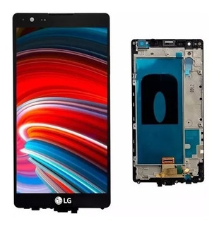 Tela Touch Frontal Aro Lg X Power X3 K220 Ds K220dsf