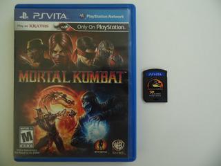 Mortal Kombat De Psvita