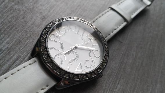 Guess W80022l1 -reloj De Mujer De Cuarzo Con Correa De Piel