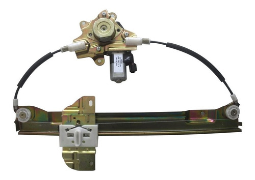 Regulador O Mecanismo Eleva Vidrio Piloto X1 Original