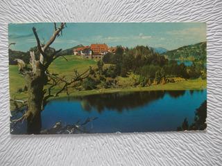 8995- Postal Rio Negro, Bariloche, Bon Suar 2216
