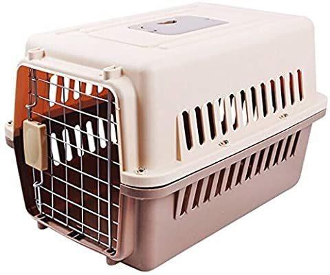 Kennel Transportador L65 Piso Impermeable Cumple Iata No L60