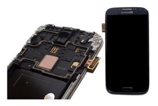 Modulo Display Pantalla Tactil Touch Samsung S4 I9500